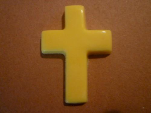 Christian Cupcake Picks Cross and Praying Hand set of 24